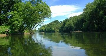 Charlottesville Riverfront