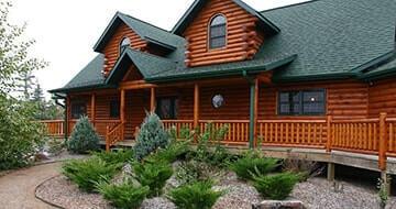 NOVA Log Homes