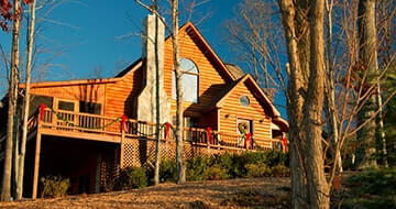 Richmond Log Homes